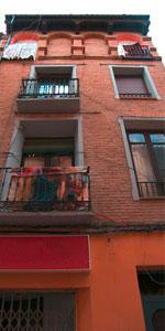 Rehabilitación Integral de Edificio de Viviendas. Boggiero 59-61. Zaragoza.