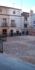 Remodelación de la Plaza de Velilla de Ebro. Zaragoza.